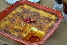 Thanksgiving Harvest Of Ideas! / Thanksgiving recipe inspiration!