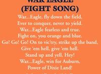 War Damn Eagle / by Stacy ....