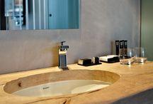 la salle de bain //the bathroom