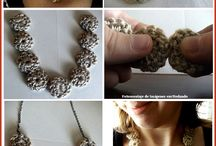 DIY bracelets,  necklaces, rings