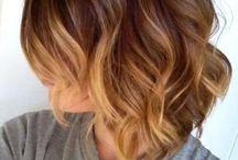colors & hair