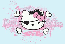 Hello Kitty / by Paola Valle
