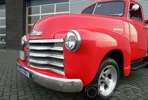1951 Chevrolet 3100 Pickup350