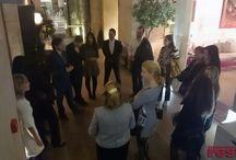 Visita al Grand Hotel Don Gregorio 5* de Salamanca / El pasado miércoles 15 de Octubre, una veintena de agentes de viaje acudieron con Restel a visitar este fantástico hotel de Salamanca y disfrutar de su excelente gastronomía.