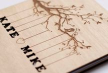 Guest Book Ideas / by Bluebird Productions