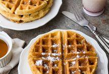 Pancakes, Waffles & Wraps