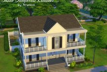 Sims4 Houses