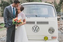 Wedding Inspo - Cars