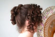 JAFA Hairstyles / Ideas, tutorials, plans and inspiration for regency hairstyling