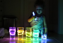 Parties : Glow in the Dark Fun / by Wholesome Mommy