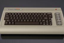 Retro console & computer