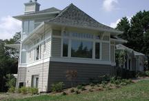 Custom Homes / winthorpedesignbuild.com / by Winthorpe Design & Build, Inc.
