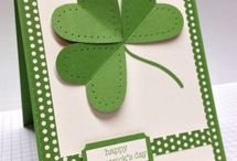 Cards St Patrick's Day