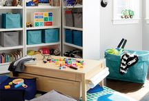 Kids Playroom Ideas / Ideas for creating the perfect playroom for my kids!