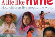Social studies - Gr. 3.1 : Communities in the world / General Outcome: Students will demonstrate an understanding and appreciation of how geographic, social, cultural and linguistic factors affect quality of life in communities in India, Tunisia, Ukraine and Peru. (from Alberta Education)