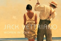 Jack Vettriano / by Angela Thomas