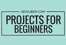 Sewing Projects For Beginners / Easy sewing projects for beginners and novice sewist.