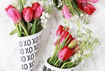 CREA - San Valentín - Valentine DIY / DIY, tutoriales e ideas para tener un San Valentín muy creativo.  Valentine DIY crafts tutorials...