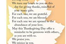 Thanksgiving / by Vanessa Delgadillo