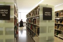 #biblioteca_ETSAB'14 / Fotos de la Biblioteca 2014