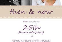 25th Anniversary Wedding Ideas