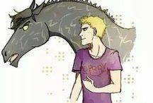 Percy Jackson & Bohové Olympu & Apollónův pád