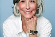 Mature aged makeup