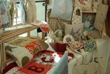 Zakka, pincusions, bags and other cuties