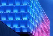 light + facade