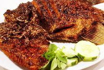 Asian Main Dish-Seafood