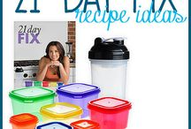 21 day fix / by Jessica Young