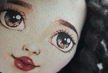 cloth doll-bez bebek