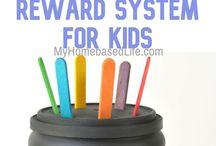 Kiddos   Discipline & Rewards