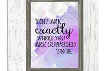 You are exactly where you are suppose to be