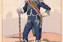 19TH -NAP-ARMMES-hussards / UNIFORMOLOGY