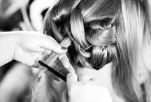 Wedding Hairstyles for Long Hair / Our favourite wedding hairstyles for long hair - we love them!