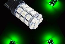 Green LED