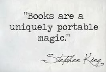 Books are a many splendid thing! / by happi souls