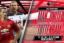 Prediksi MU vs Tottenham Hotspur