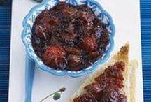 Ricette: Marmellate,confetture & frutta sciroppata
