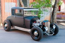 My 29 Ford Coupe