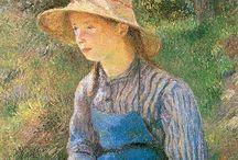 CAMILLE PISSARRO / neo impressionismo