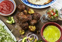Cauldron Falafel Recipes