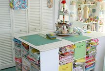 Craft Room Ideas / by Amy Munson