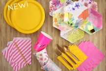 Fluoro Floral Party / If you're after a party theme idea that's well and truly unique, our Fluoro Floral Party Kit will surely impress. Included in this Kit is our range of gorgeous, boutique party supplies, that will take care of your party planning in a few quick clicks.  https://www.thekitsource.com.au/collections/party-supplies/products/fluoro-floral-party-kit