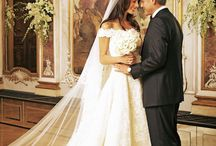 Celeb brides