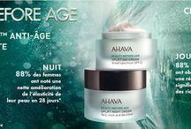BEAUTY BEFORE AGE / Une crème de jour et une crème de nuit pour les + de 50 ans