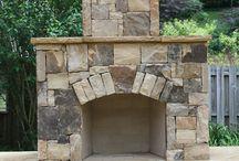 Каменные очаги