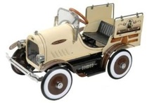 Ford cart