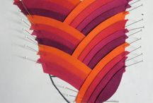 Curved quilts